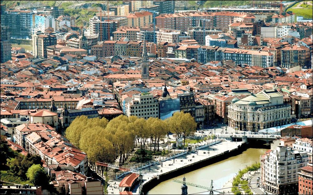 Plaga Termitas Casco Viejo Bilbao