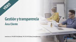 Gestión Transparencia Área Cliente
