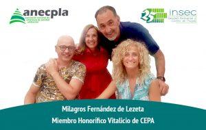 Milagros Fernández de Lezeta CEPA ANECPLA